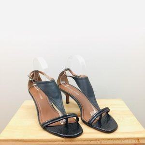 Donald J. Pliner | Black Monti Dress Sandal